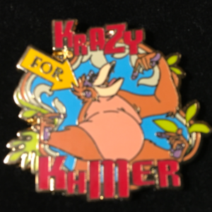 Adventures by Disney Krazy For Khmer  pin