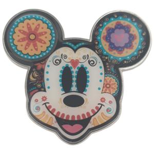 Mickey Mouse - Día de Los Muertos - Disneyland Paris pin