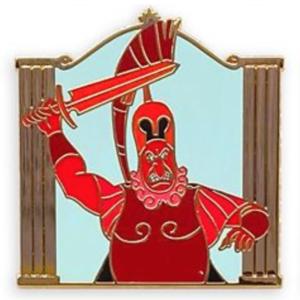 Ares - Hercules Gods Mystery Pin Set pin