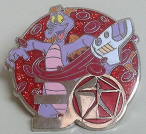 Wonders of Life - Epcot 30th Anniversary Mystery Set pin