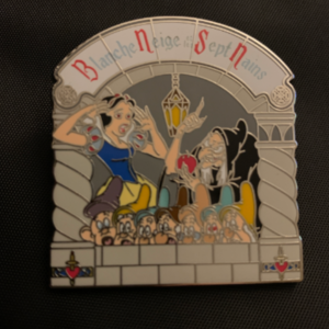 Blanche Neige et let Sept Nairns pin
