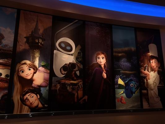 Art of Disney Animation