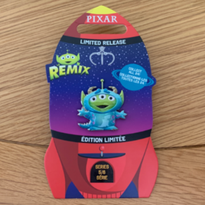 Alien Sully  pin
