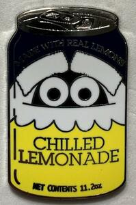 Mystery Pin Delicious Drinks - Abominable Snowman Yeti pin