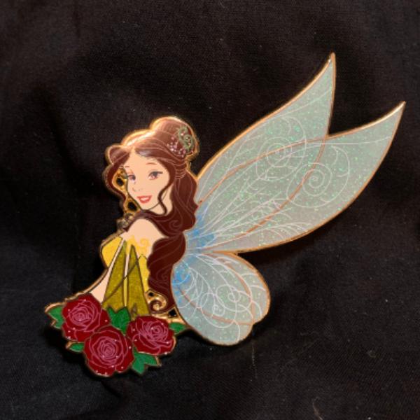 broche Belle Fairy/Pixie
