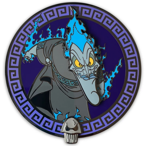 Hades - Lord of the Underworld - Loungefly pin