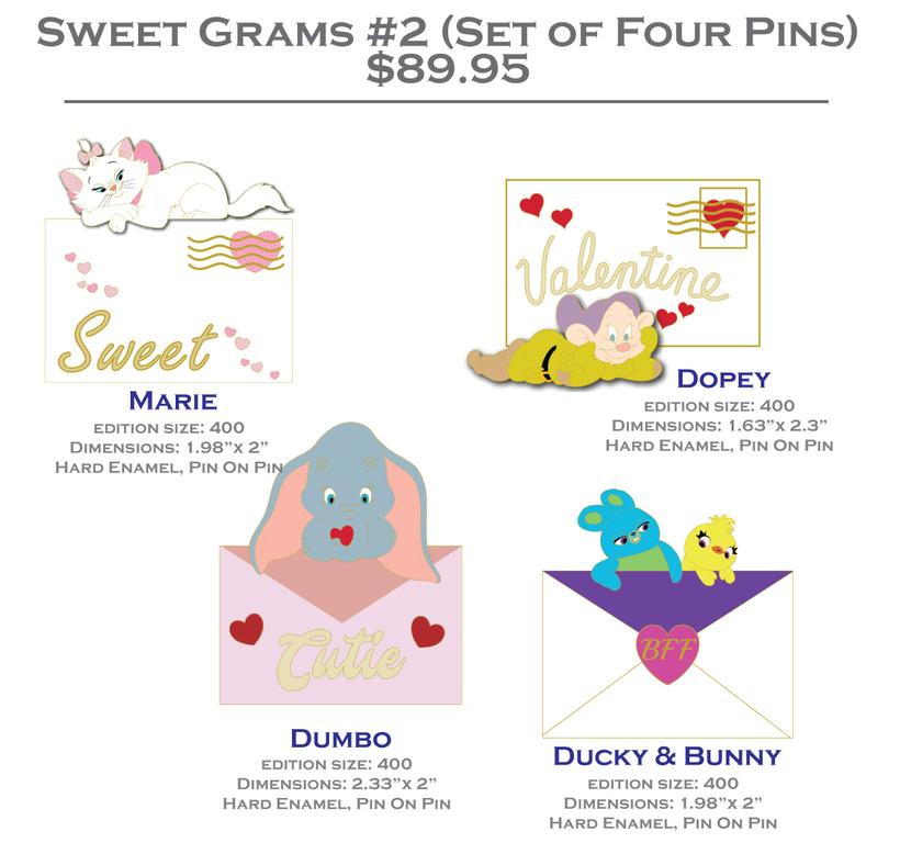 Sweet Grams #2 set