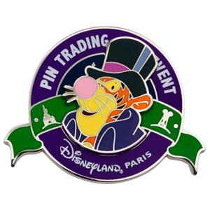 Tigger - Phantom Manor pin trading event pin