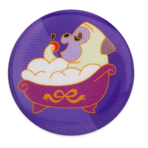 Percy button/pin pin