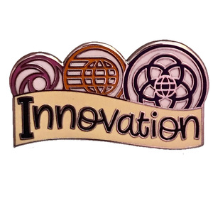 WDW - Tiny Kingdoms Mystery Box: Second Edition • Series 1 - Epcot: Innovation pin