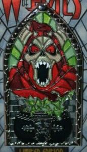 Horned King - Windows of Evil pin