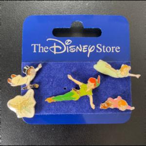 Japan Disney Store - Peter Pan mini set pin