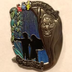 Pocahontas 25th Anniversary - Grandmother Willow pin