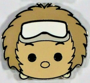 Battle of Hoth Han Solo - Mystery Tsum Tsum pin