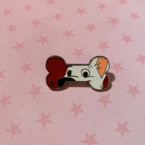 Bolt - Hidden Mickey Dog Bone pin