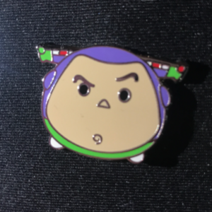 Buzz Lightyear tsum tsum pin