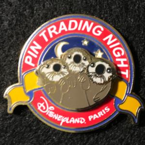 DLP Pin Trading Night Otters pin