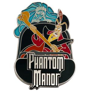 Jafar - Phantom Manor pin trading event - DLP pin