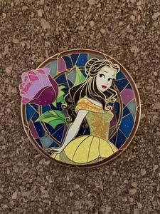 Anniversary Belle pin