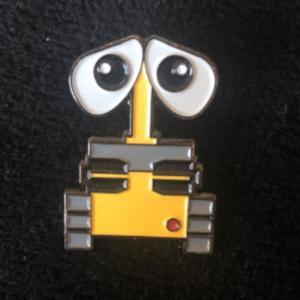 Wall-E (Fantasy - Teeqco) pin