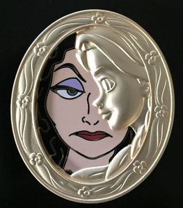 Disney Duets - Pin of the Month: Mother Gothel and Rapunzel pin