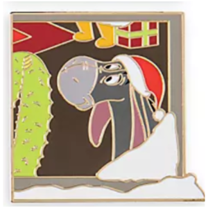 Eeyore Holiday Countdown Calendar pin