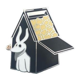 Zero popcorn pail/bucket - Pin Trading Carnival pin