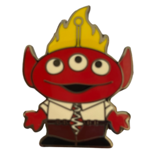 Anger Alien Remix - Loungefly blind box pin