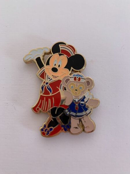 Sailor Minnie and Shellie May pin