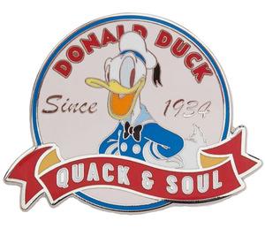 Donald Duck Quack & Soul pin