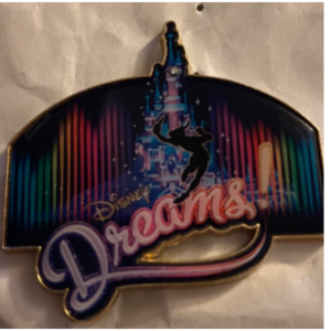 Disney Dreams  pin
