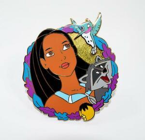 Pocahontas Fantasy Pin pin