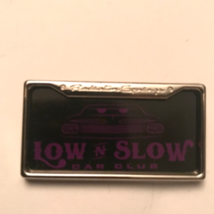 Low N slow car club - Cars Land   pin