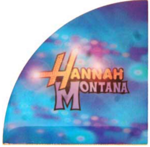 DS - 2008 Summit Hannah Montana Logo pin