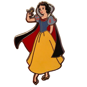 DLP - 2019 Princesses - Snow White (Blanche Neige) pin