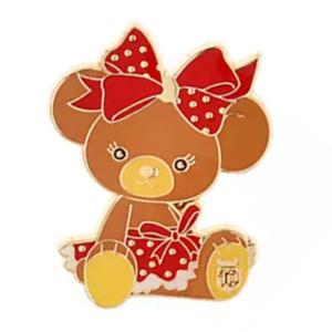 Pudding - UniBEARsity Pin Badge Set UniBEARsity 10th Anniversary pin