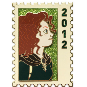 Merida - International Women's Day 2021 pin