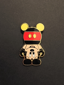 Upside Down Mickey Mouse - Vinylmation Parks 1 pin