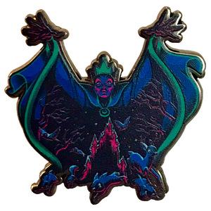 Neon Villains Set - The Evil Queen pin