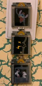 Magnetic Folding ToT pin pin
