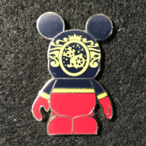 DCL Vinylmation Wonder Mystery Mickey  pin