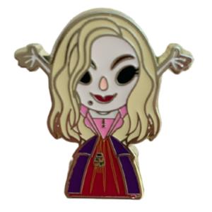 Sarah Sanderson - Hocus Pocus Loungefly pin set pin
