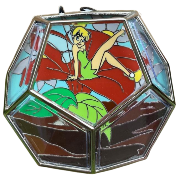 POM Where Fantasy Grows – A Disney Terrarium Series - Tinker Bell Pin