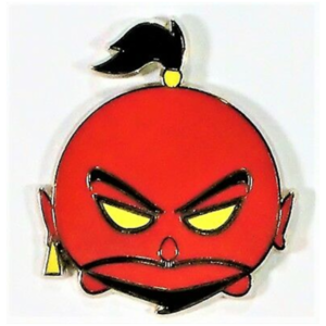Jafar as Genie Tsum Tsum pin