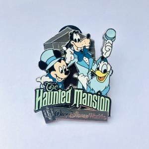 Haunted Mansion Pals pin pin