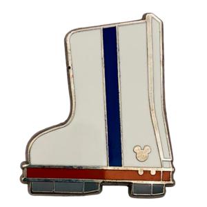 Horizons Boot - 2011 Hidden Mickey Series - Retro Icon Collection pin