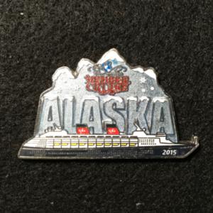 DCL DVC Member Alaska  2015 pin