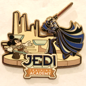 Mickey's Pin Festival of Dreams: Tomorrowland - Jedi Training Academy pin