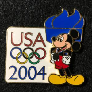 USA 2004 Olympic DVC pin