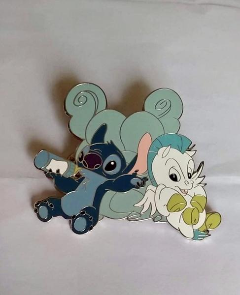 Stitch and Pegasus